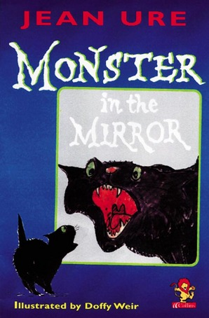 Monster in the Mirror by Jean Ure