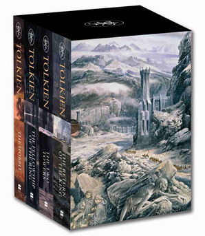 The Hobbit & The Lord of the Rings by J. R. R Tolkien