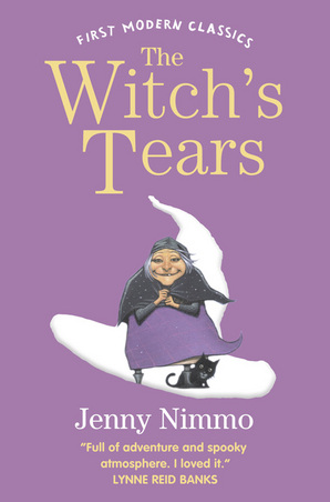 The Witch's Tears by Jenny Nimmo