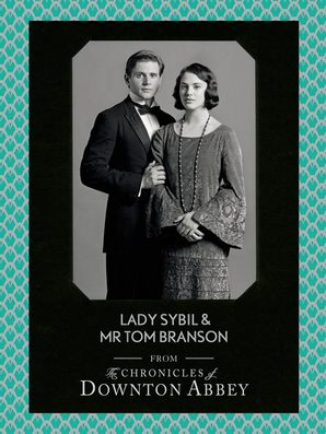 Lady Sybil and Mr Tom Branson by Matthew Sturgis