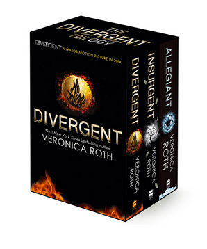 a book report on divergent