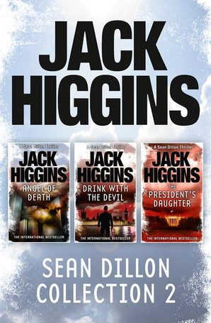 Sean Dillon 3-Book Collection 2 by Jack Higgins