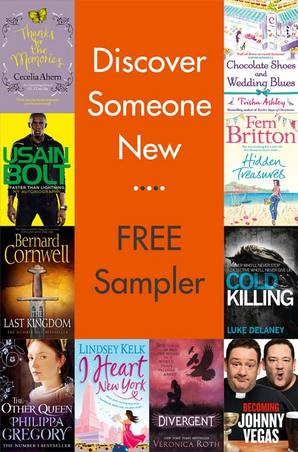 Discover Someone New: Free Sampler by Luke Delaney