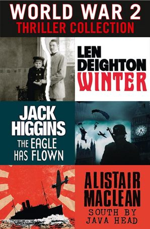 World War 2 Thriller Collection by Jack Higgins