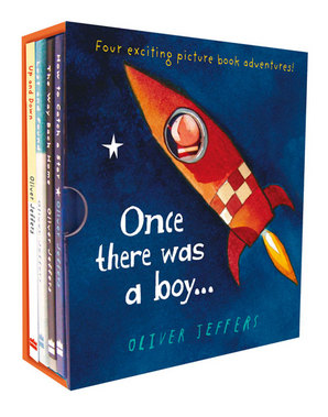 Once there was a boy… by Oliver Jeffers