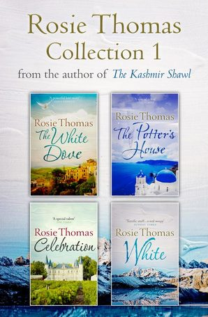 Rosie Thomas 4-Book Collection by Rosie Thomas