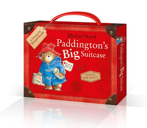 Paddington's Big Suitcase by Michael Bond